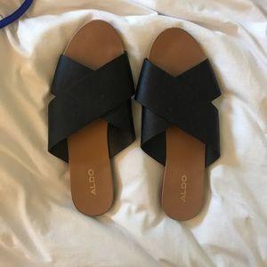 Aldo size 7 sandles